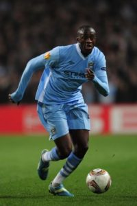 Yaya Touré 18 mdd Foto: Getty Images