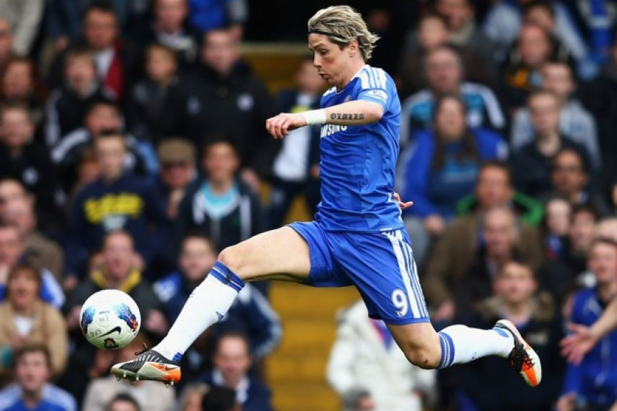 Fernando Torres 17 mdd Foto: Getty Images