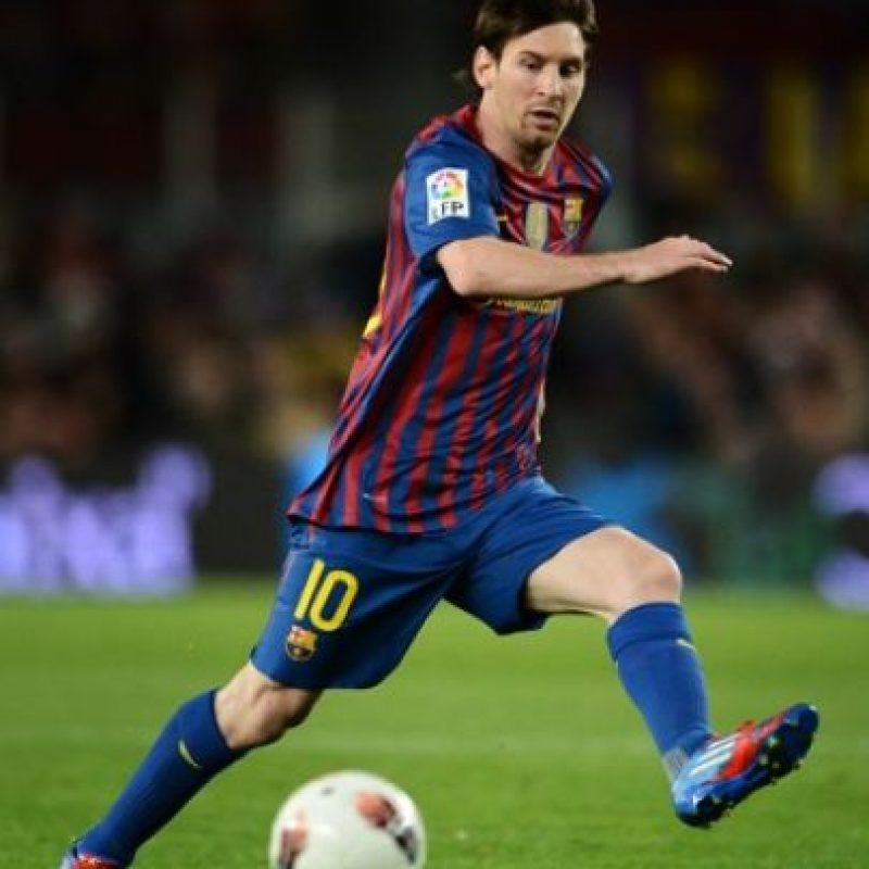 Lionel Messi 39 mdd Foto: Getty Images