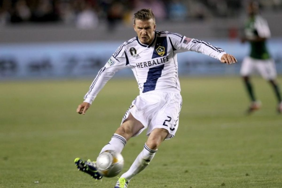 David Beckham 46 mdd. Foto: Getty Images