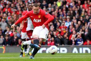 Wayne Rooney 24 mdd Foto:Getty Images