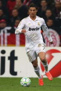 Cristiano Ronaldo 42 mdd. Foto: Getty Images