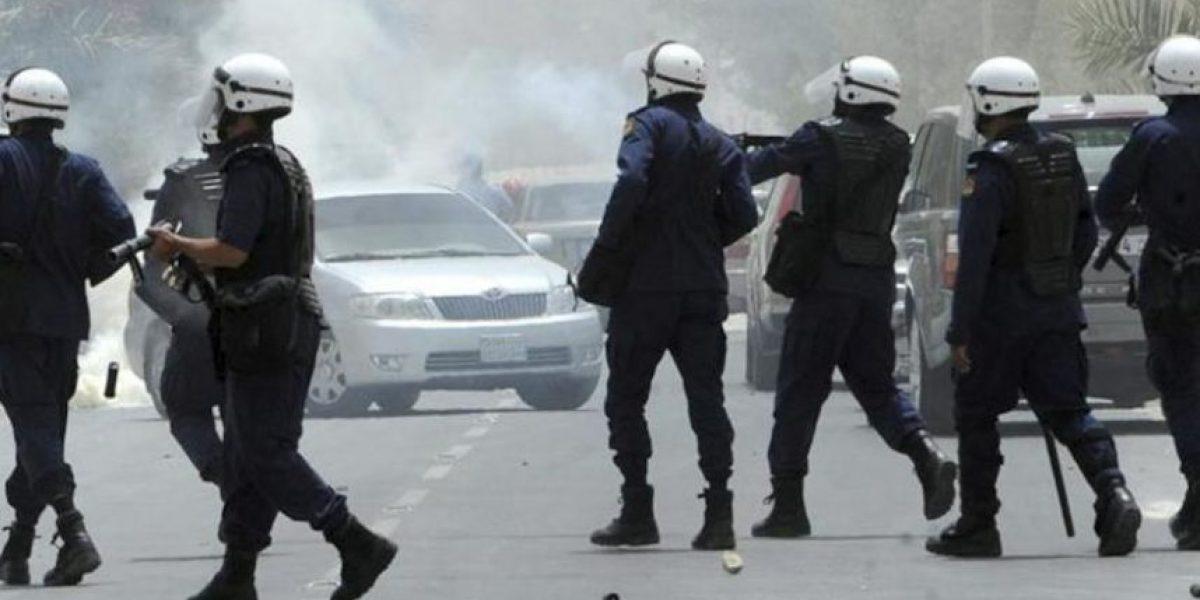 Un muerto por disparos de la policía en una manifestación en Baréin