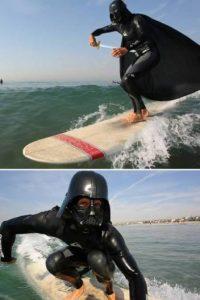 Darth Vader Foto:oddee.com