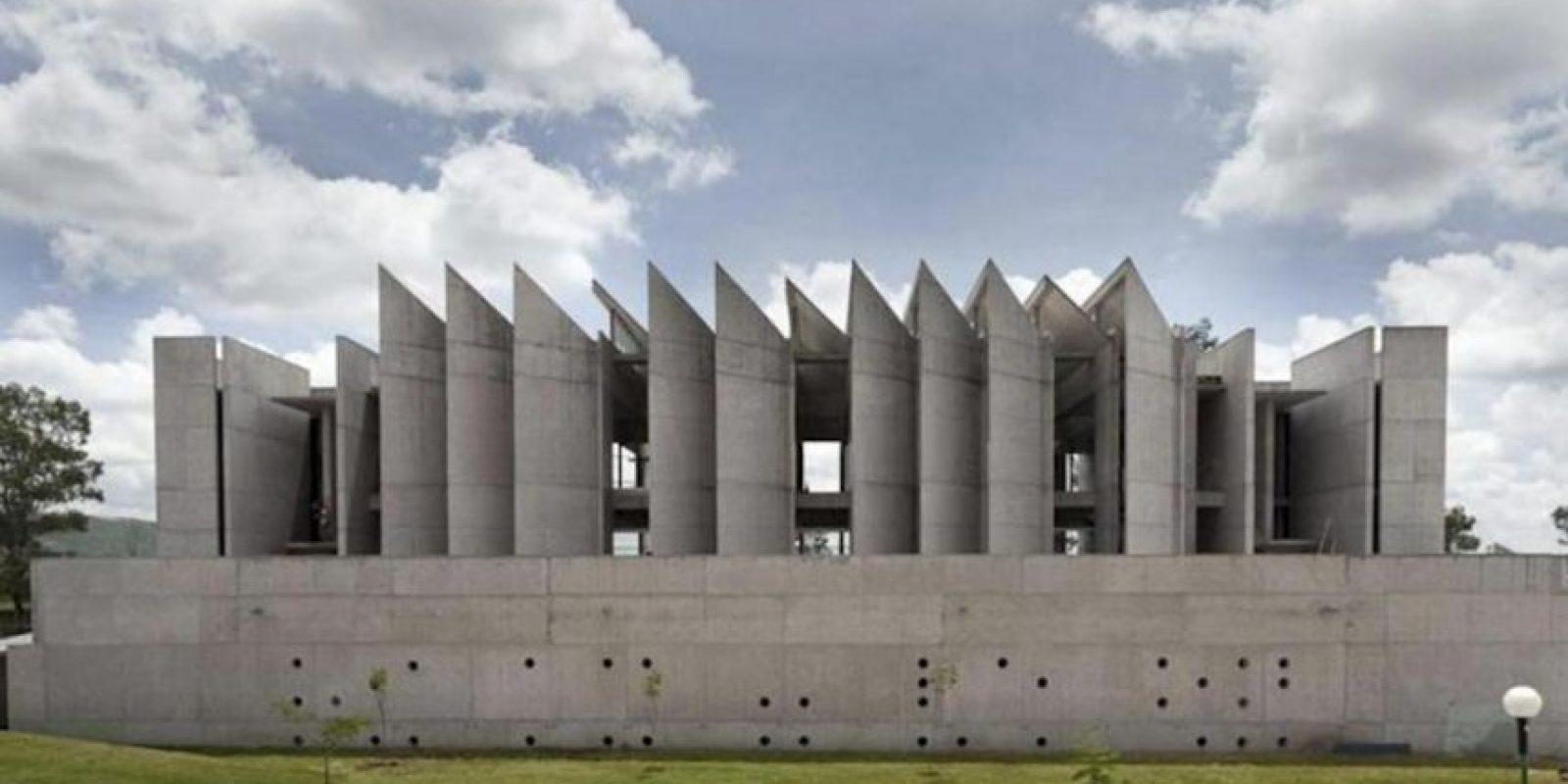 La Unidad de Innovación, aprendizaje y competitividad de la Universidad Iberoamericana, Campus León, Guanajuato (México), de Landa Arquitectos. EFE