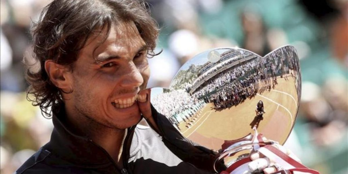 Nadal doblega a Djokovic y reina en Montecarlo por octava vez