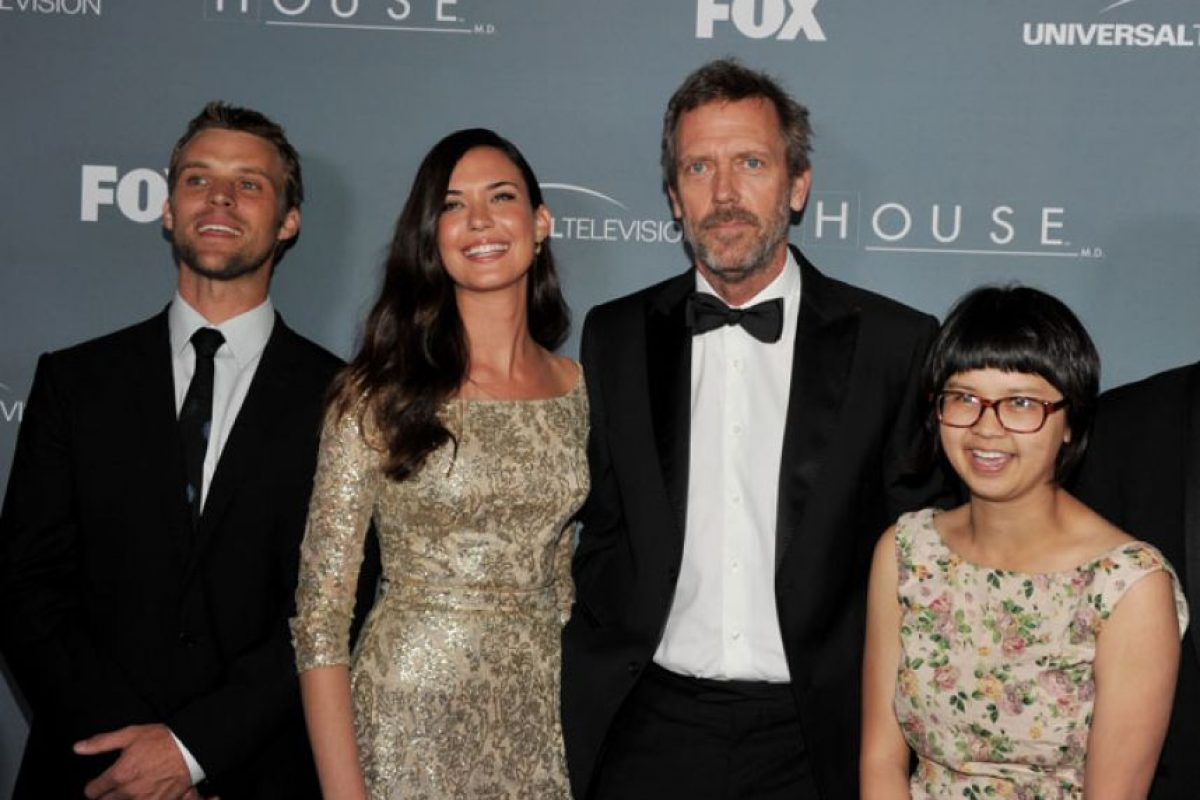 Jesse Spencer, Odette Annable, Hugh Laurie y Charlyne Yi Foto:Getty
