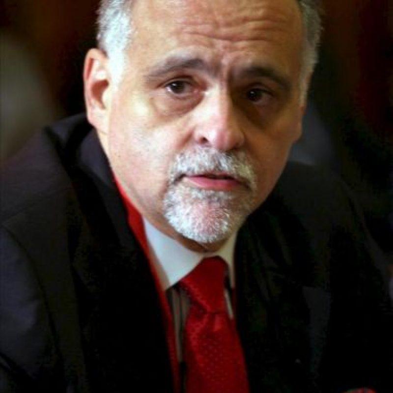 En la imagen, el portavoz adjunto de Naciones Unidas, Eduardo del Buey. EFE/Archivo