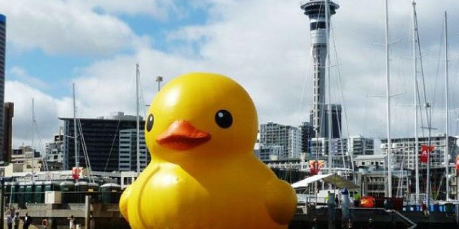Auckland, Nueva Zelanda Foto:Florentijn Hofman