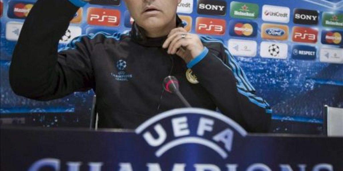Mourinho desea el triunfo del Chelsea y a Granero le es indiferente