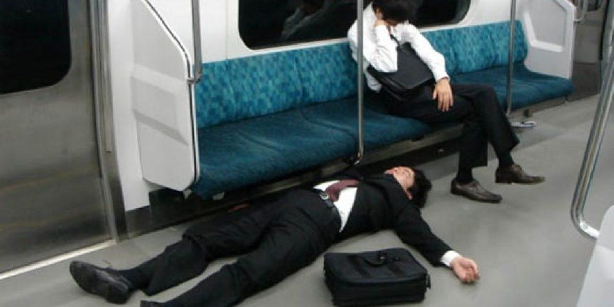 Los peores sitios para dormir borracho