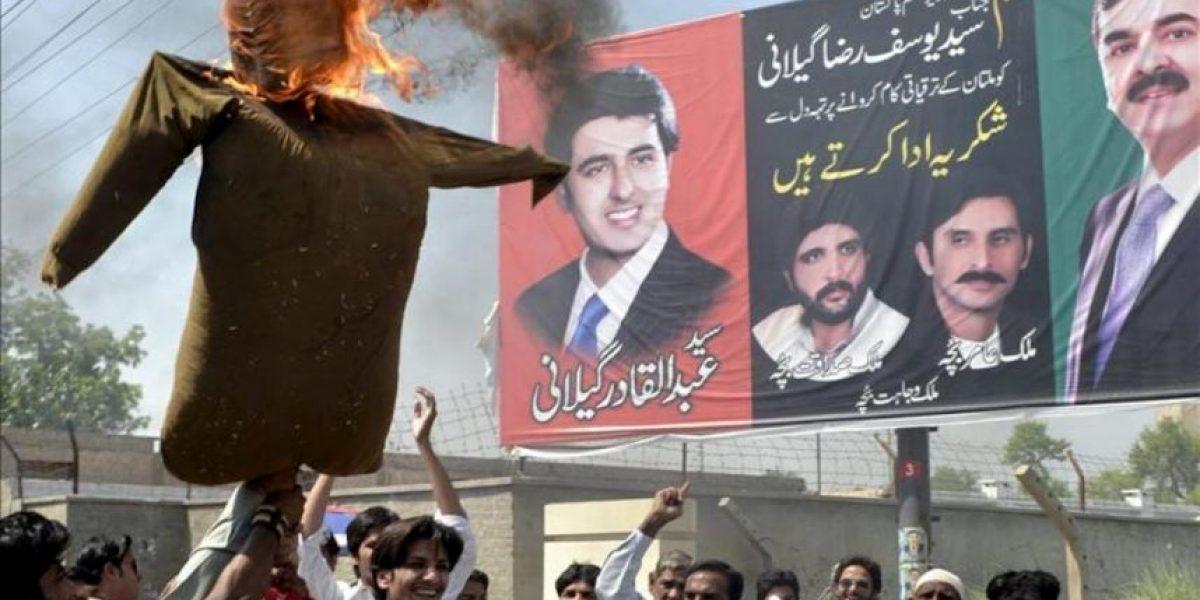 El primer ministro de Pakistán es condenado por desacato