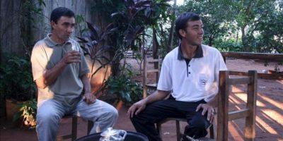 """Fotograma del documental en lengua guaraní titulado """"Tekoeté (Genuino modo de ser)"""" del director paraguayo Hugo Gamarra presentada como un testimonio social y cultural de la vida rural paraguaya, durante el Festival de Cine Latino de Chicago. EFE/Archivo"""