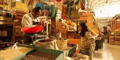"""Imagen de la película """"Canela"""" del director mexicano Jordi Mariscal, que se ha exhibido en el Festival de Cine de Chicago, este largometraje es un canto sobre la cultura gastronómica y el peso de la familia mexicana. EFE"""