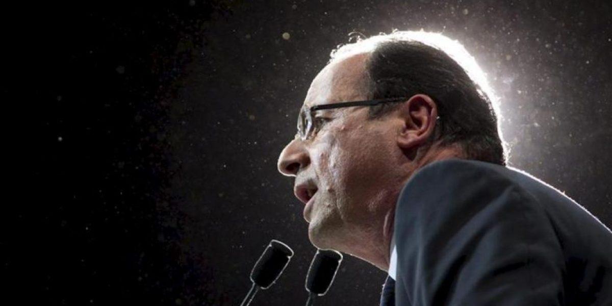 Hollande exhibe confianza en su victoria frente a un Sarkozy a la defensiva