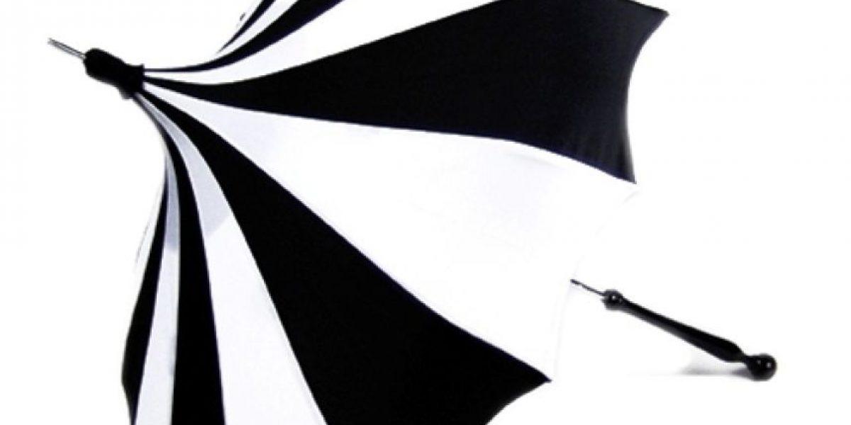 Divertidos diseños de paraguas