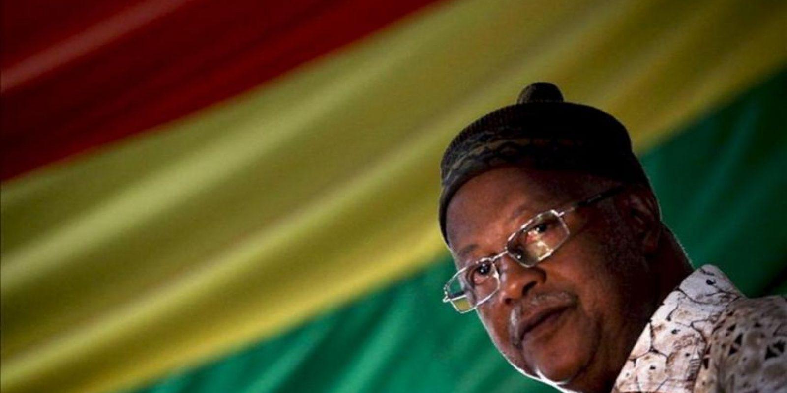 El primer ministro de Guinea Bissau, Carlos Gomes Junior. EFE/Archivo