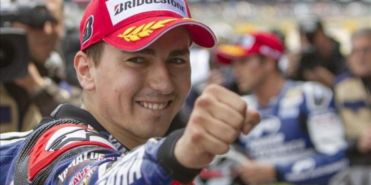 Lorenzo suma su segunda mejor clasificación en los entrenamientos del GP de España de MotoGP