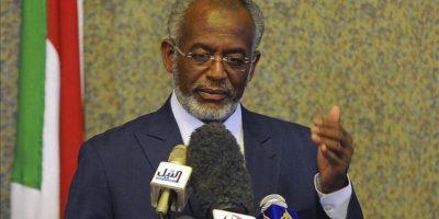 El ministro de Asuntos Exteriores sudanés, Ali Ahmed Karti. EFE/Archivo