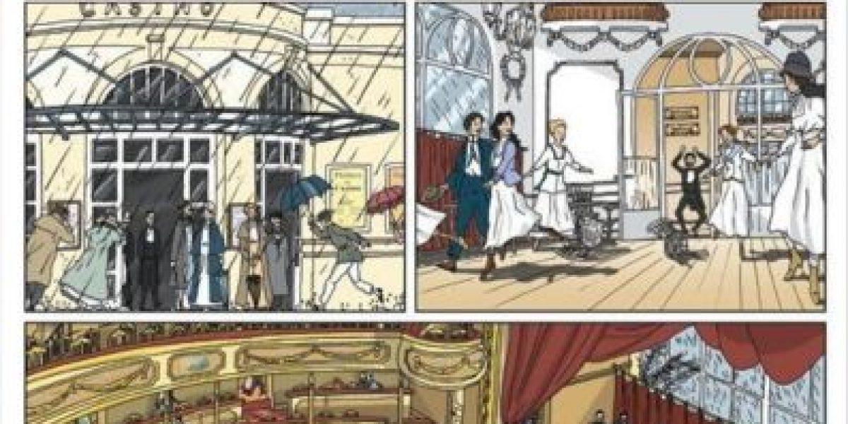 Marcel Proust en cómic o la condición humana hecha viñetas