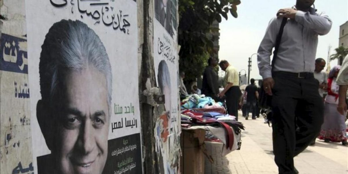 Egipto abre una campaña impredecible para elegir al piloto de su transición
