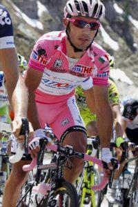 """El ciclista español del Katusha, Joaquim """"Purito"""" Rodríguez, en acción durante la decimoséptima etapa del Giro d'Italia. EFE"""