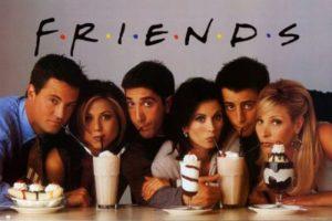 No ha salido un nuevo capítulo de Friends al aire en 8 años Foto:Thechive.com