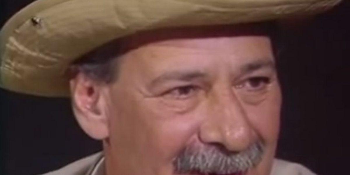 """[Homenaje] """"Héctor Alarcón era el verdadero profesor Yarumo, es irremplazable"""""""