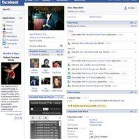 Facebook en 2007 Foto:facebookcraze.com