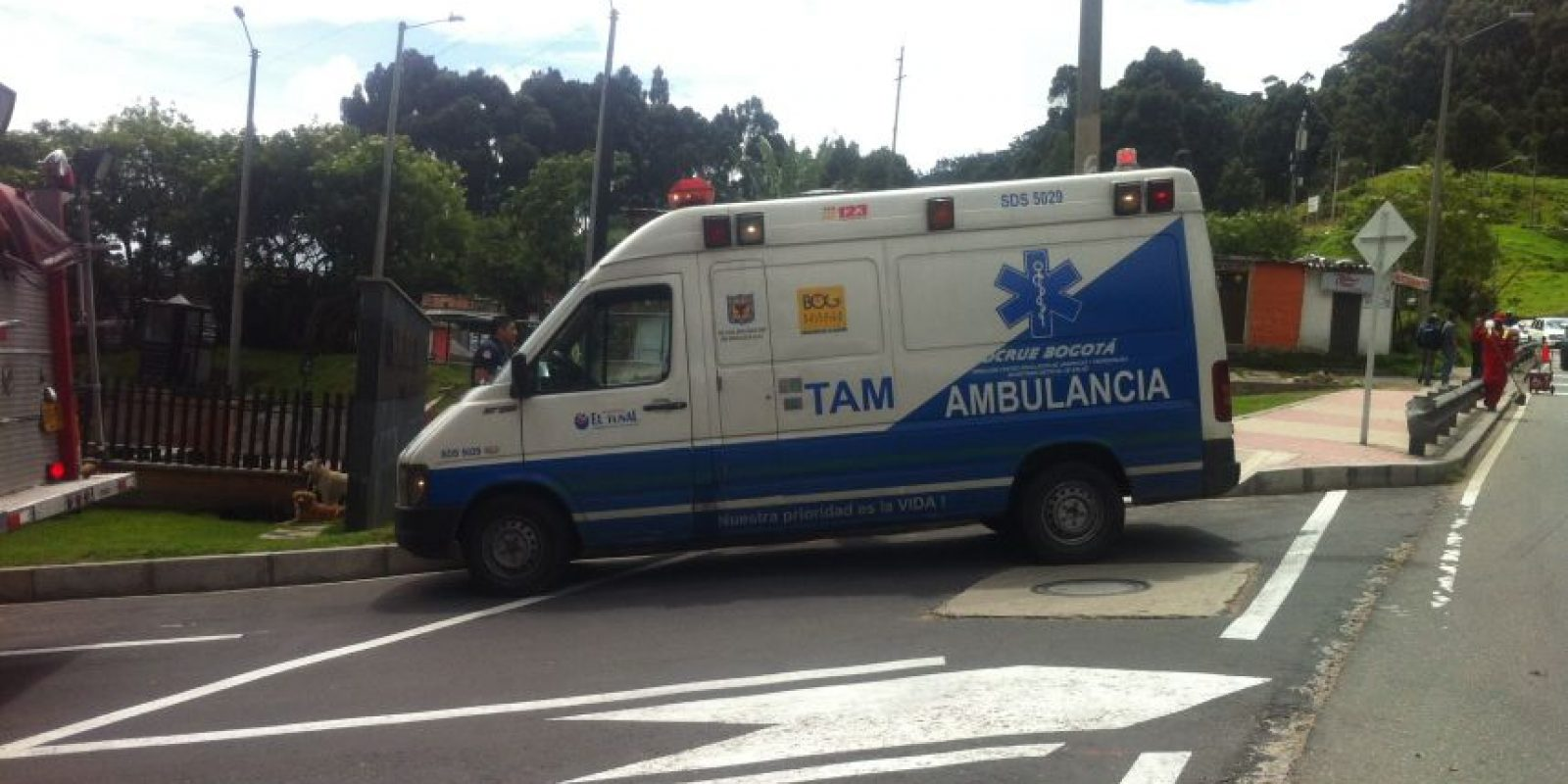 Secretaria de Salud atendió a la única afectada