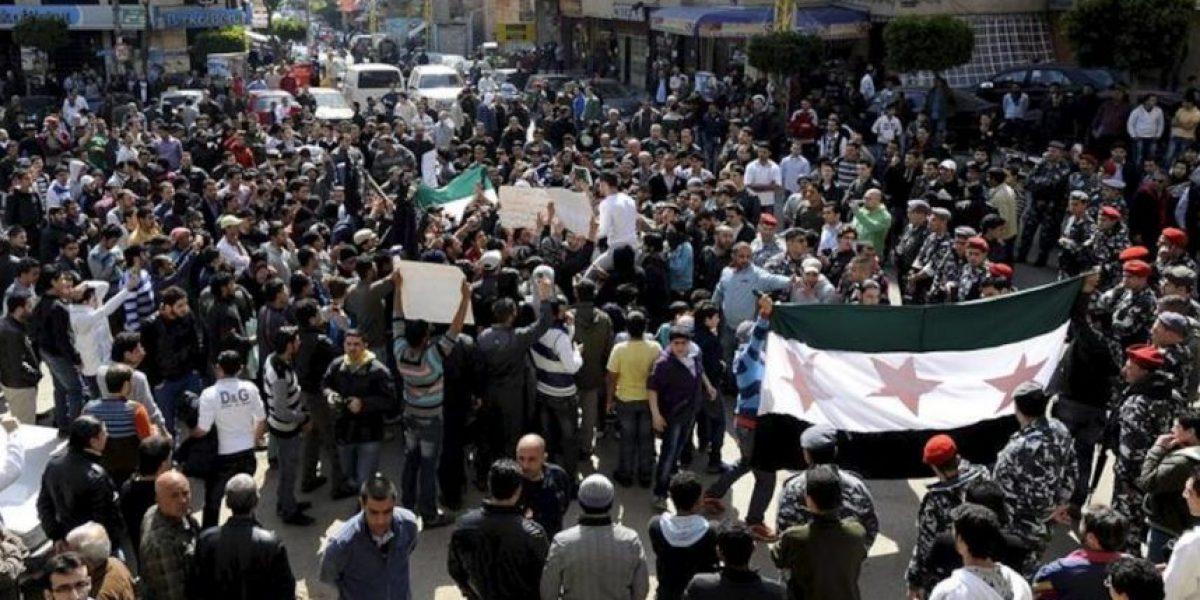 Al menos 51 muertos por los bombardeos del régimen sirio en provincia de Homs