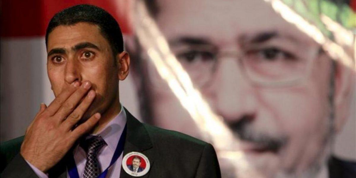 Mursi y Shafiq pasan a la segunda vuelta en Egipto, según los Hermanos Musulmanes