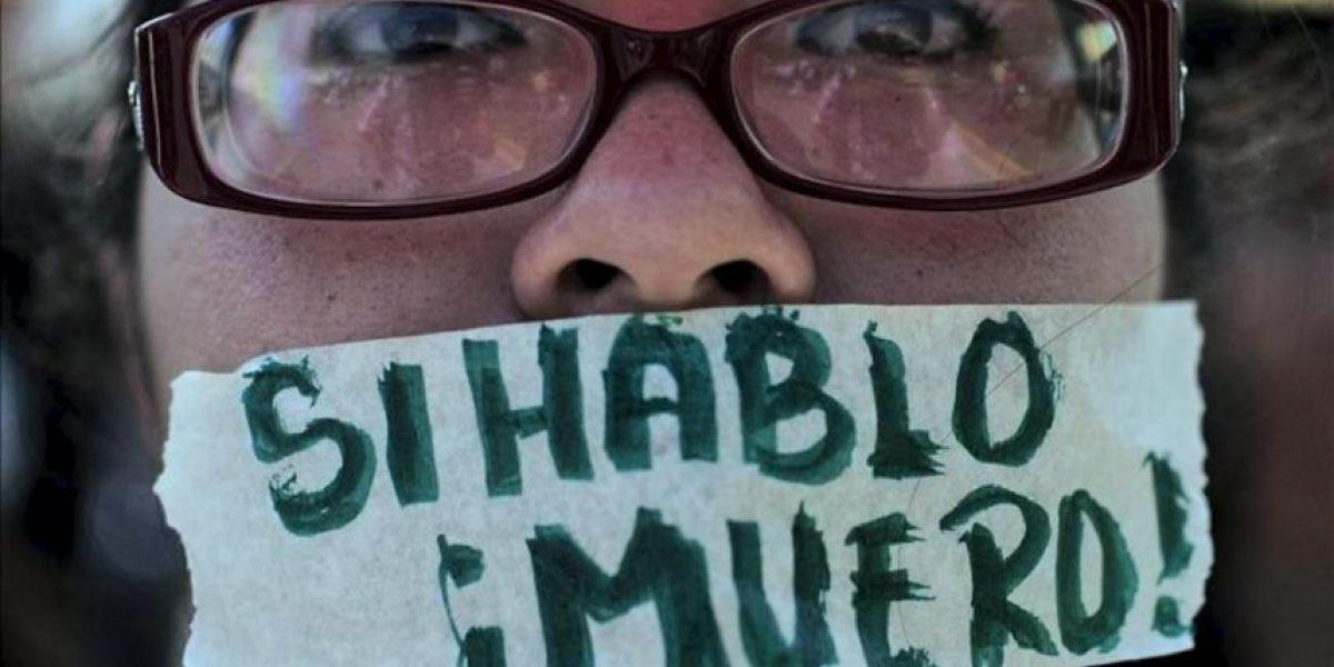 Periodistas de Honduras condenan la violencia y exigen seguridad y justicia