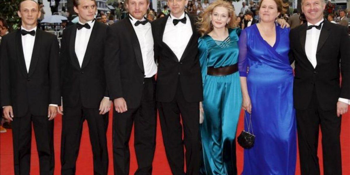 El ucraniano Loznitsa, premio de la crítica Fipresci en Cannes por
