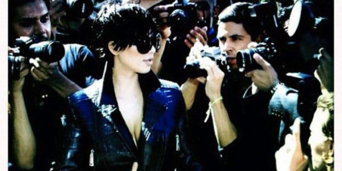 [Fotos] Kim Kardashian entra al