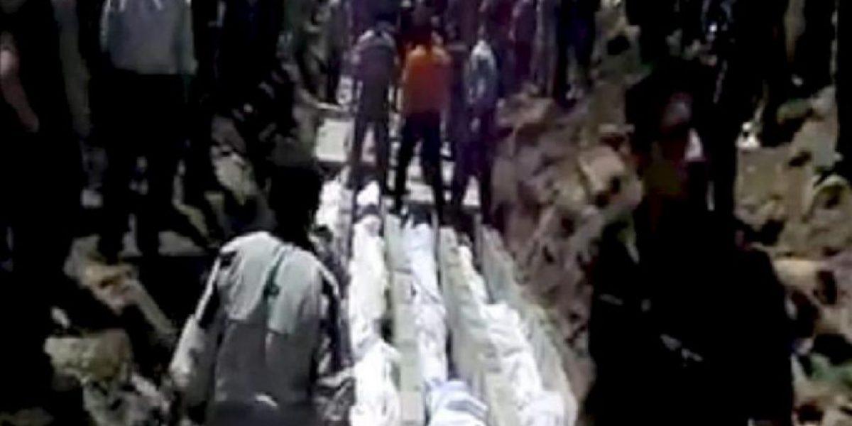 Combates entre el Ejército sirio y los rebeldes, antes de la visita de Annan