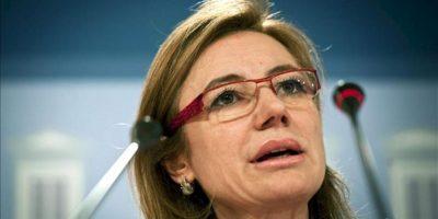 La secretaria de Estado de Presupuestos y Gastos, Marta Fernández Currás. EFE/Archivo