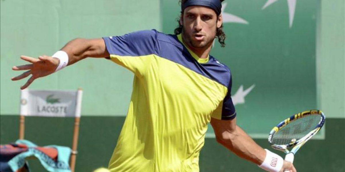 Feliciano López se lesiona en Roland Garros y depende de Muller para lograr su pase a los Juegos