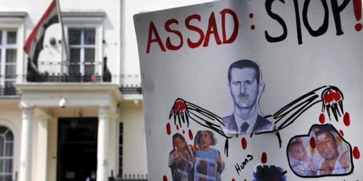 El Reino Unido expulsa al encargado de negocios sirio en Londres