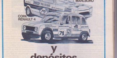 [Fotos] Cuando Pablo Escobar fue automovilista