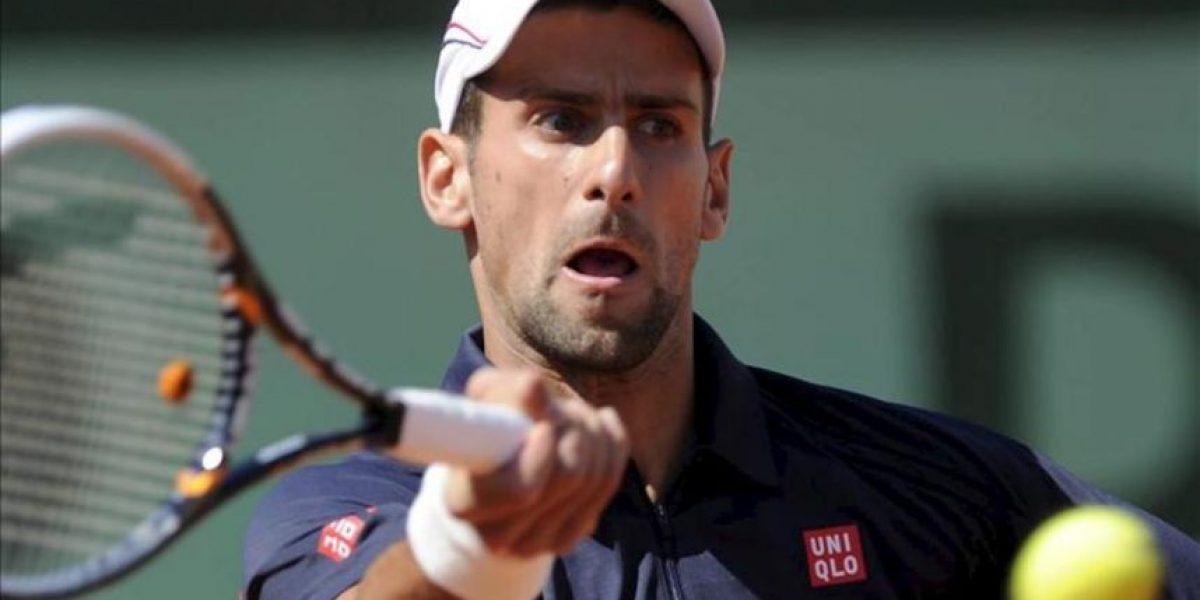 Djokovic y Azarenka llegan a la tercera ronda de Roland Garros