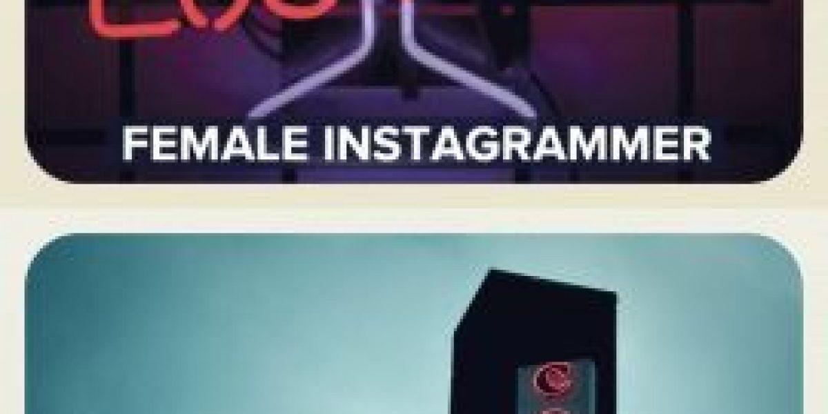 [Galería] Visión en Instagram de Hombres Vs Mujeres