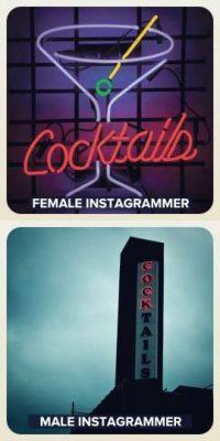 *Female = Mujer Male = Hombre Foto:acidcow.com