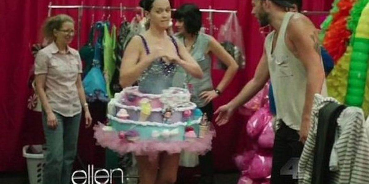 [Fotos] Así se ve Katy Perry sin maquillaje