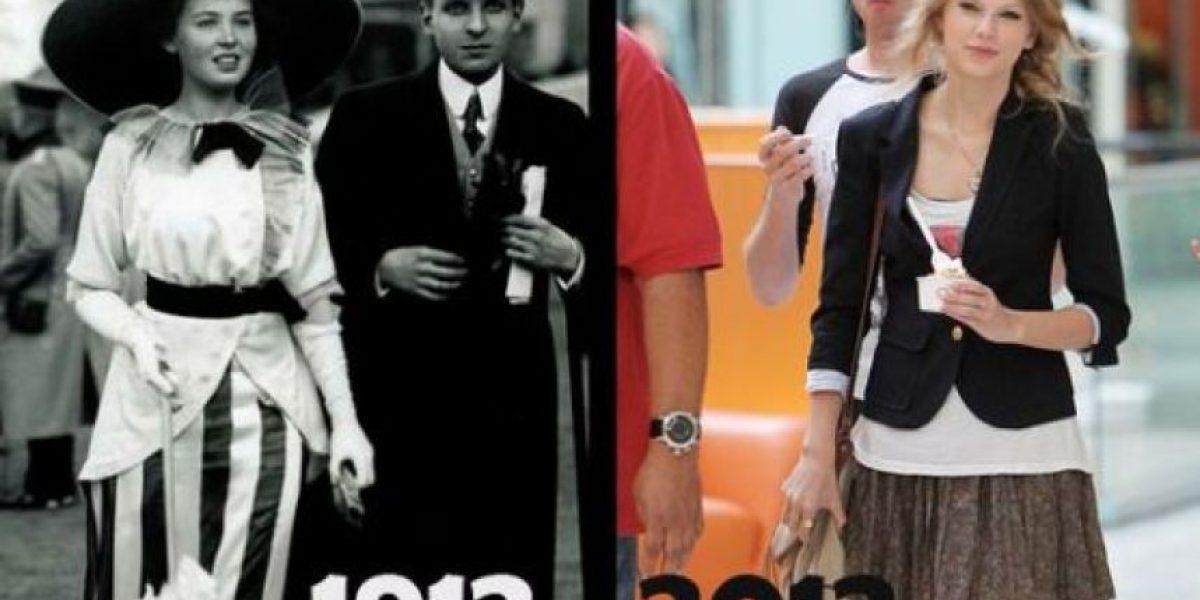 [Galería] Impresionantes cambios que ha vivido la humanidad en cien años