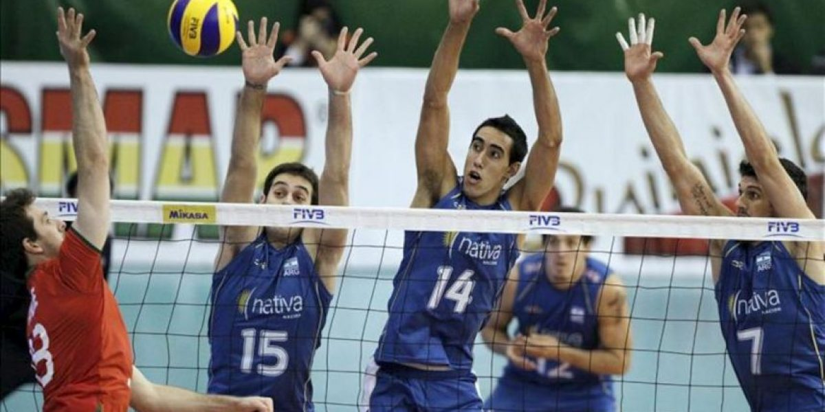 Argentina ganó a Portugal y recuperó terreno en el grupo D