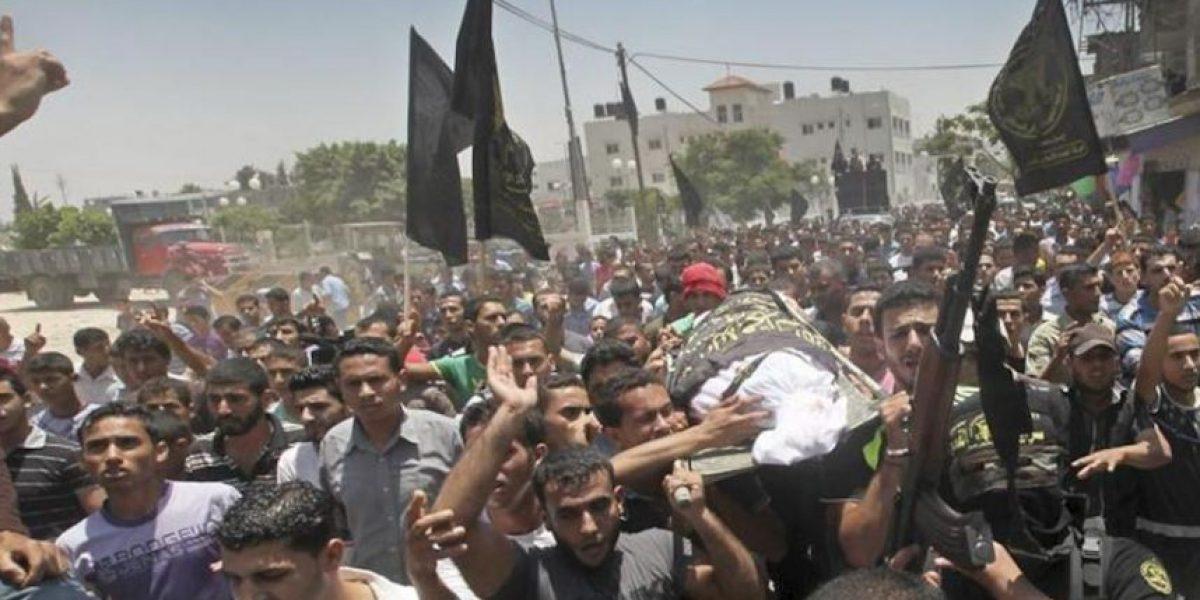 Un israelí y dos milicianos muertos en ataque en la frontera de Israel y Egipto