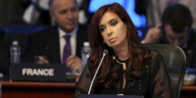 La presidenta de Argentina Cristina Fernández participa hoy en la Reunión Cumbre G20 de líderes en el Centro Internacional de Convenciones G20 de la ciudad de Los Cabos en el mexicano estado de Baja Califronia. EFE