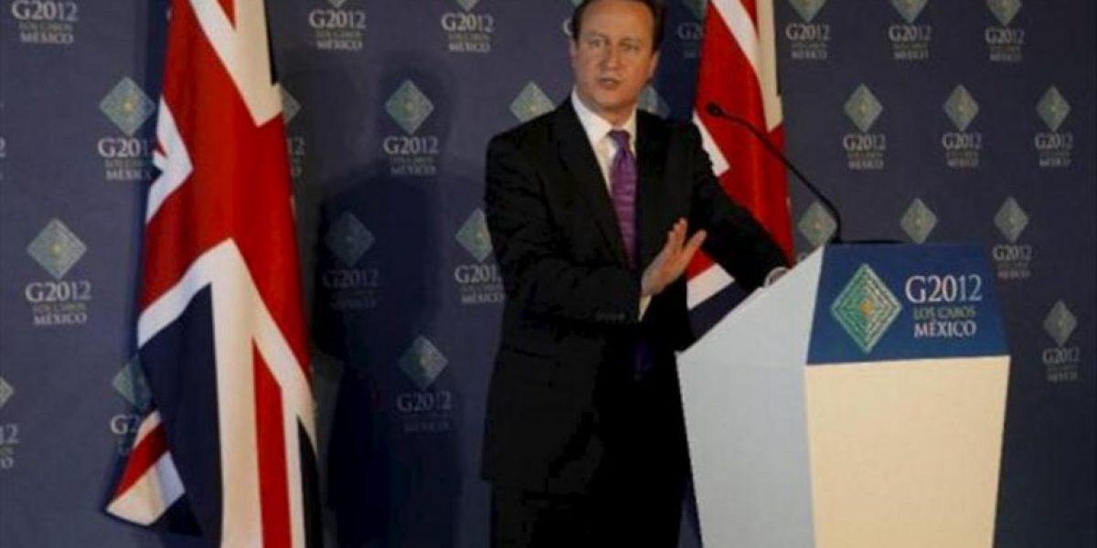 Cameron dice que referéndum permitirá contrarrestar