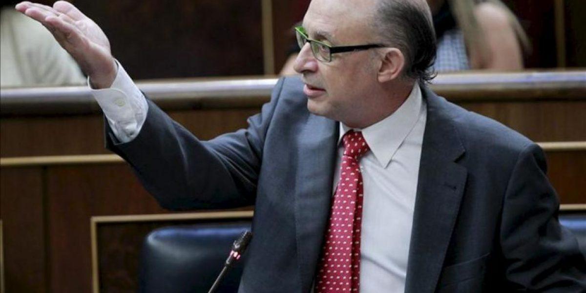 Montoro defiende que España no necesitará rescate si mantiene las reformas